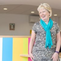 Brenda - Head of People Services - Claire House