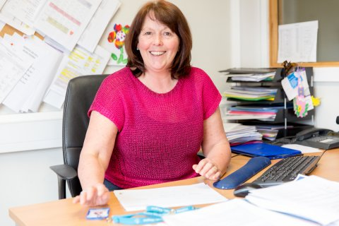 Jan - Director of Clinical Services - Claire House