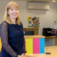 Gillian - Director of Income Generation - Claire House