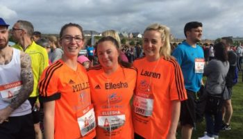 Marathon Runners - Claire House Events
