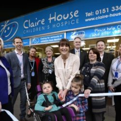 Claire House - expands into Liverpool