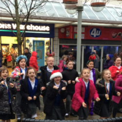 New Brighton Choir - supporting Claire House