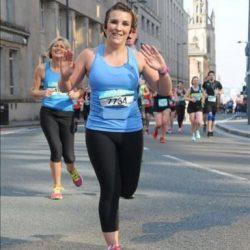 Clare's Marathon Story - Claire House