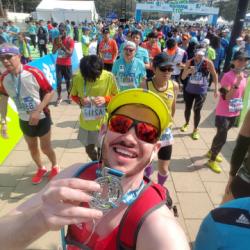 Marathon Madness - Claire House