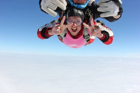 September Skydive - Claire House Events