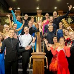 Claire House does Strictly raises £47,000