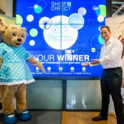 Claire House unveiled as Shop Direct's charity partner