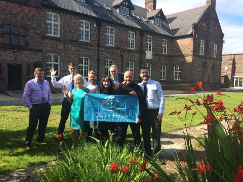 Claire House a step closer to opening children's hospice in Liverpool