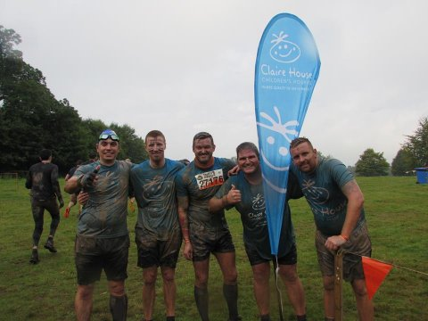 Tough Mudder North West Full & Half - Claire House Events