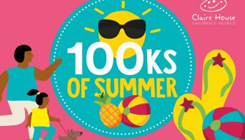 100ks of summer logo