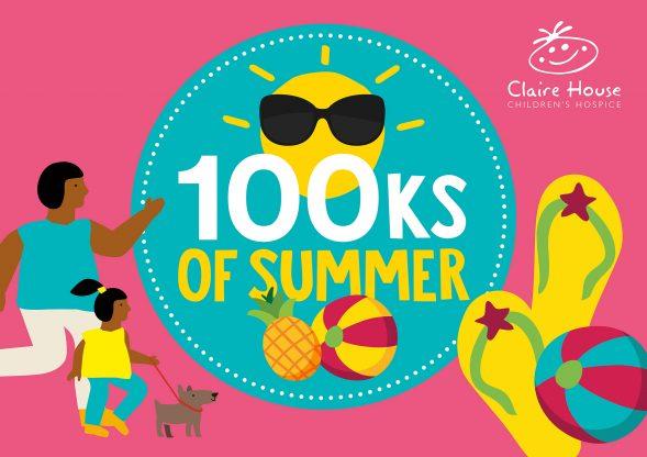 100ks of summer logo