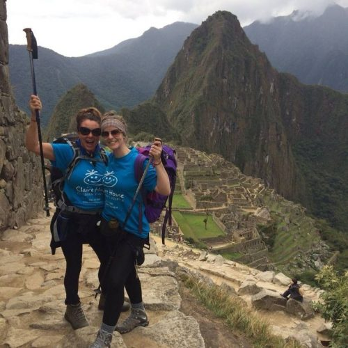 Inca Trail Trek - Claire House Events