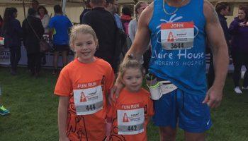 Chester Mini Marathon - Claire House Events