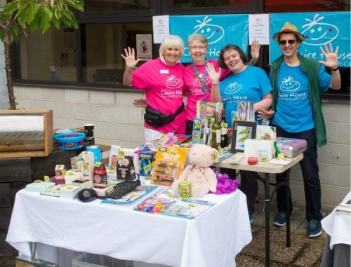 Key Fundraising Tips - Claire House