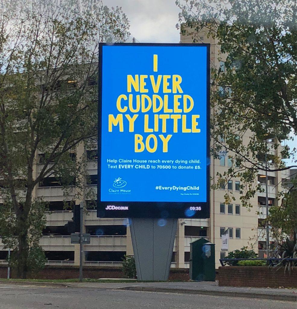 Liverpool Towers - advert