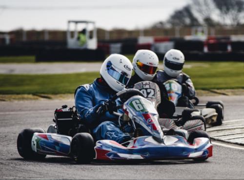 Charity Karting Race