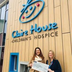 Elegant Resorts Raises Funds for Claire House